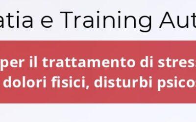 Osteopatia e Training autogeno 2021